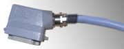 control cable - highly flexible static