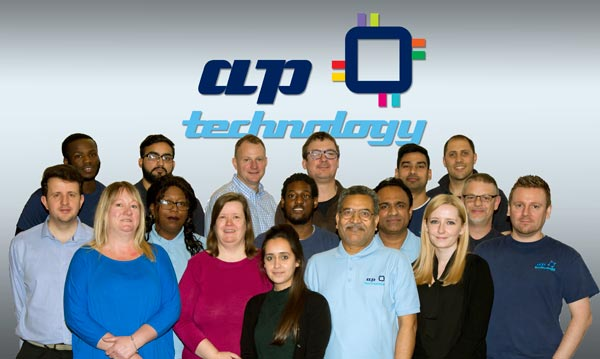 team photo - ap technology